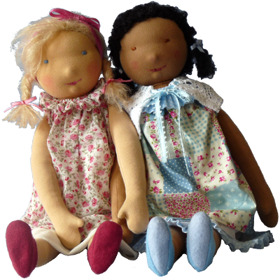 Dolls Made In Course